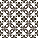 Black Belorussian sacred ethnic ornament, seamless pattern. Vector illustration. Slovenian Traditional Pattern Ornament. Belorussian sacred ethnic ornament Royalty Free Stock Photos