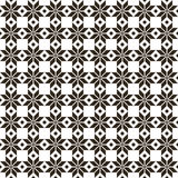 Black Belorussian sacred ethnic ornament, seamless pattern. Vector illustration. Slovenian Traditional Pattern Ornament. Belorussian sacred ethnic ornament Royalty Free Stock Image