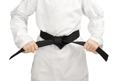 Black Belt stock images