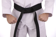 Black belt Stock Photos
