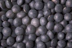 Black Beluga Lentil Royalty Free Stock Photography