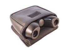 Black binocular Stock Photos