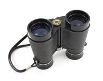 Black Binoculars Stock Photos