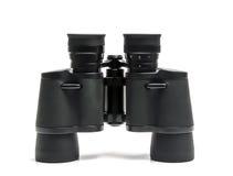 Black binoculars Royalty Free Stock Image