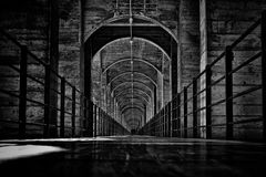 Black, Black And White, Monochrome Photography, Infrastructure royalty free stock images