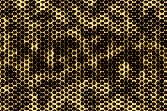 Black, Black And White, Yellow, Pattern Stock Photos