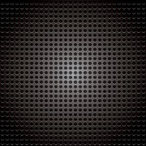 Black blank metal sheet background Stock Photos