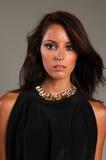 Black blouse Stock Photos