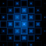 Black-blue abstract background royalty free stock photo