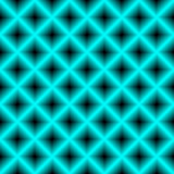 Black and blue chessboard,. Abstract geometric background Royalty Free Stock Photography