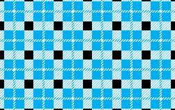 Black and blue Gingham pattern.Texture from rhombus for - plaid,tablecloths,shirts,dresses,paper,bedding,blankets,quilts and other. Textile products.Vector vector illustration