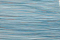 Black and blue lines Royalty Free Stock Image