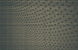 Black and Blue Stars Background on a Grunge Background Royalty Free Stock Images