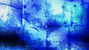 Black and Blue Water Color Beautiful elegant Illustration graphic art design Background stock illustration