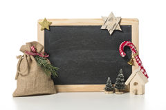 Black board Royalty Free Stock Images