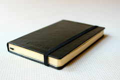 Black Book Stock Image