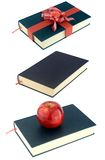 Black books Royalty Free Stock Image