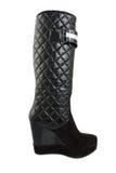 Black boot Royalty Free Stock Photo