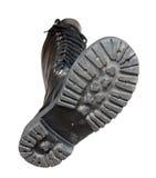 Black boot. stock photos