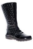 Black boot Stock Image