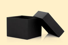 Black Box Royalty Free Stock Photos