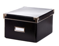 Black Box Royalty Free Stock Photos