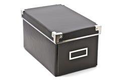 Black box Royalty Free Stock Photo