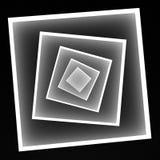 Black box abstract Royalty Free Stock Photo