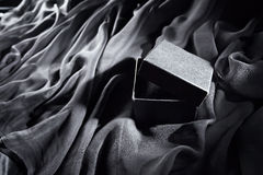 Black box Stock Photo