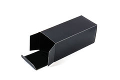 Black box Royalty Free Stock Photography