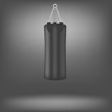 Black Boxing Bags Royalty Free Stock Photography