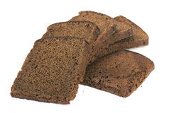 Black bread Stock Image