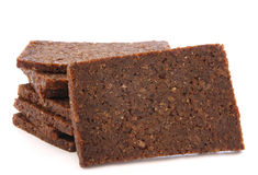 Black bread Stock Photography