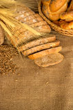 Black bread Royalty Free Stock Photo