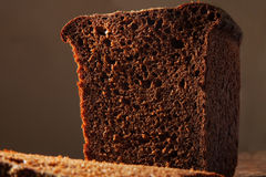 Black bread Royalty Free Stock Image