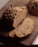 Black bread from Toscany Stock Photography