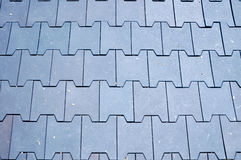 Black brick Stock Images