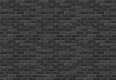 Free Black Brick Wall Background Royalty Free Stock Image - 118672696