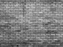 Black brick wall repeating background. Black brick weathered wall repeating background Stock Image