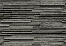 Black bricks stone Stock Photos