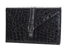 Black briefcase Royalty Free Stock Image