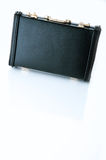 Black briefcase Royalty Free Stock Image