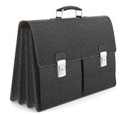 Black Briefcase. Stock Images