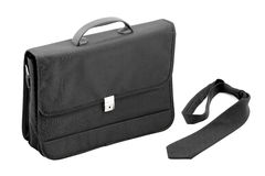 Briefcase with tie. Royalty Free Stock Photography