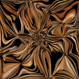 Black-brown abstract background for design. Vector EPS10 Stock Images