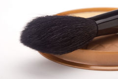 Black Brush Royalty Free Stock Photos