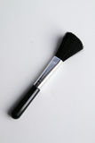 Black brush. The black brush have metal handle.Use for cleaning cleaning appliance Royalty Free Stock Photos