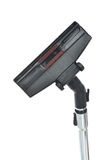 Black brush of Vacuum cleaner isolated Stock Photo