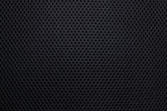 Black bumpy texture background. Abstract textile hole material or seat detail pattern. Texture royalty free stock photography