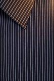 Black business clothing shirt Stock Photos